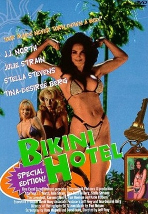 Bikini Hotel - DVD cover (thumbnail)