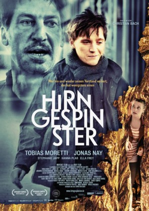 Hirngespinster - German Movie Poster (thumbnail)