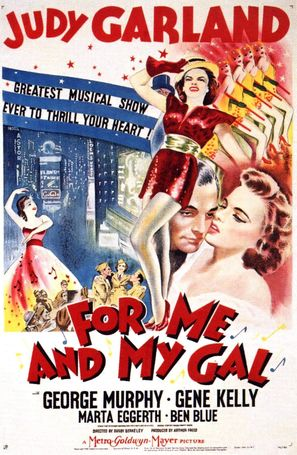 For Me and My Gal - Movie Poster (thumbnail)