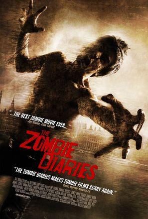 The Zombie Diaries - Movie Poster (thumbnail)