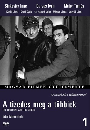 A Tizedes meg a többiek - Hungarian Movie Cover (thumbnail)