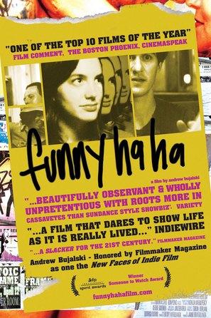 Funny Ha Ha - poster (thumbnail)