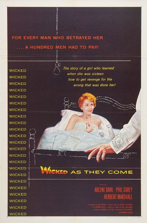 Wicked as They Come - Movie Poster (thumbnail)
