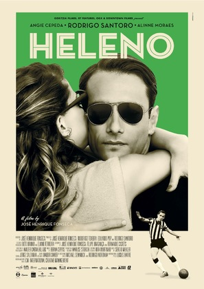 Heleno - Brazilian Movie Poster (thumbnail)