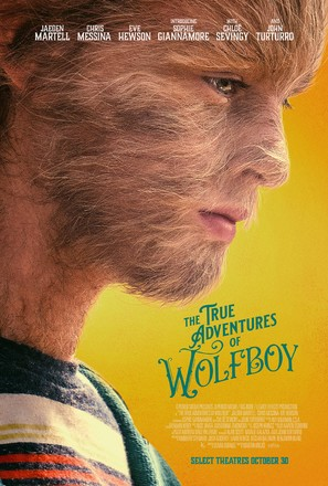 The True Adventures of Wolfboy - Movie Poster (thumbnail)