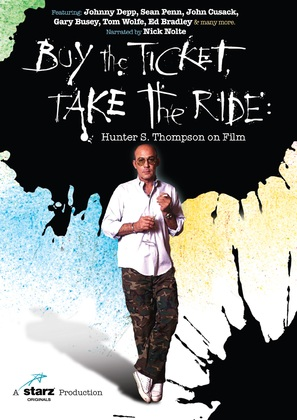Buy the Ticket, Take the Ride: Hunter S. Thompson on Film - Movie Poster (thumbnail)