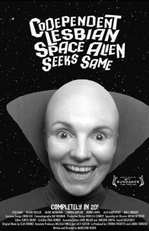 Codependent Lesbian Space Alien Seeks Same - Movie Poster (thumbnail)