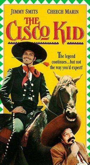 The Cisco Kid - VHS cover (thumbnail)