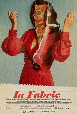 In Fabric - British Movie Poster (thumbnail)