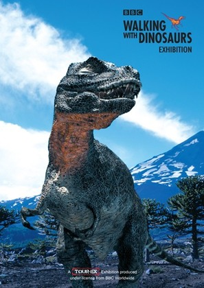 """Walking with Dinosaurs"" - British Movie Poster (thumbnail)"