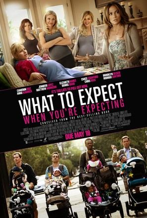 What to Expect When You're Expecting - Movie Poster (thumbnail)
