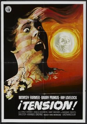 Macchie solari - Spanish Movie Poster (thumbnail)