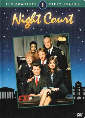 """Night Court"" - DVD cover (thumbnail)"