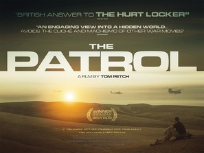 The Patrol - British Movie Poster (thumbnail)