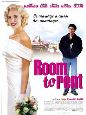Room to Rent - French Movie Poster (thumbnail)