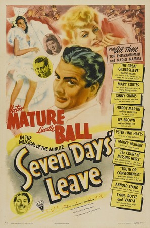 Seven Days' Leave - Movie Poster (thumbnail)