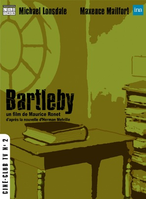 Bartleby - French DVD movie cover (thumbnail)