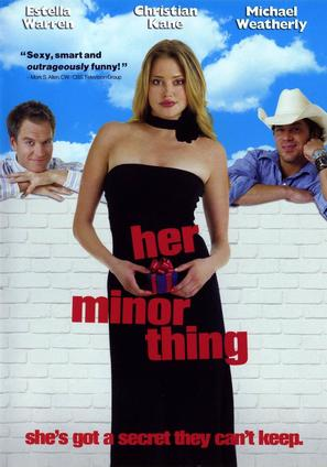 Her Minor Thing - Movie Poster (thumbnail)