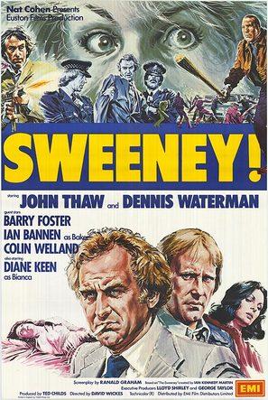 Sweeney! - British Movie Poster (thumbnail)