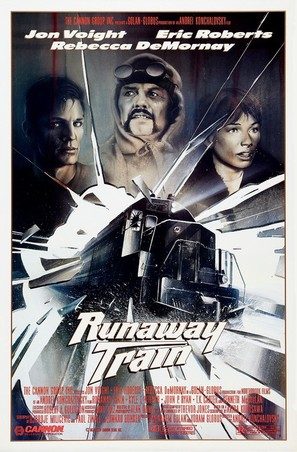 Runaway Train - Movie Poster (thumbnail)