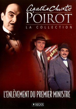 """Poirot"" The Kidnapped Prime Minister - French Movie Cover (thumbnail)"