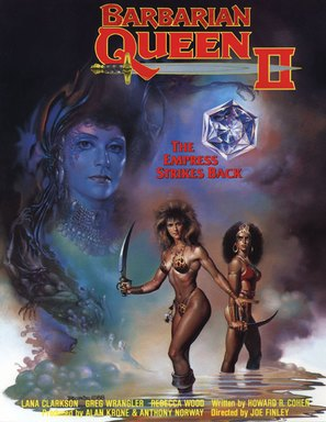 Barbarian Queen II: The Empress Strikes Back - Movie Poster (thumbnail)