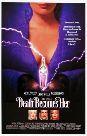Death Becomes Her - Movie Poster (thumbnail)