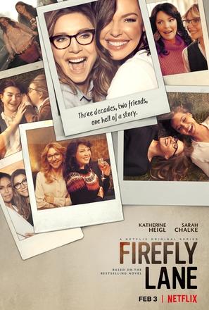 """Firefly Lane"" - Movie Poster (thumbnail)"