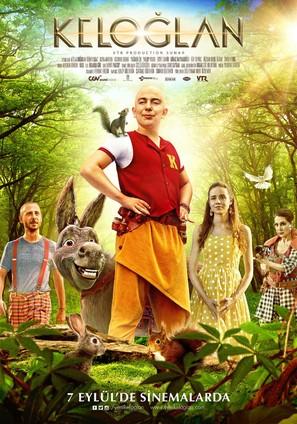Keloglan - Turkish Movie Poster (thumbnail)