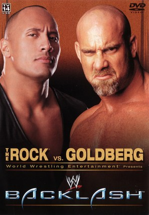 WWE Backlash - DVD movie cover (thumbnail)