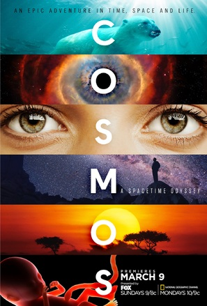 """Cosmos: A SpaceTime Odyssey"" - Movie Poster (thumbnail)"