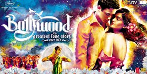 Bollywood: The Greatest Love Story Ever Told - Indian Movie Poster (thumbnail)