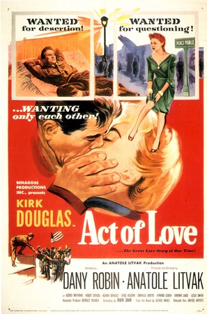 Un acte d'amour - Movie Poster (thumbnail)