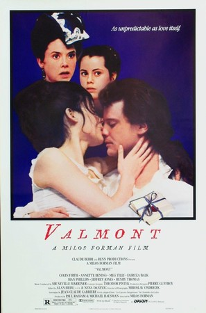 Valmont - Movie Poster (thumbnail)