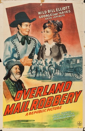 Overland Mail Robbery