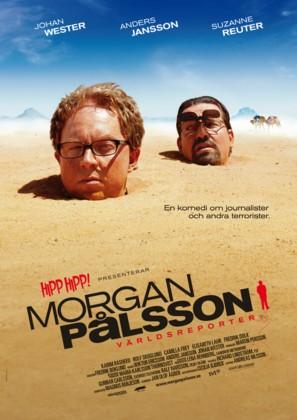 Morgan Pålsson - Världsreporter - Swedish poster (thumbnail)
