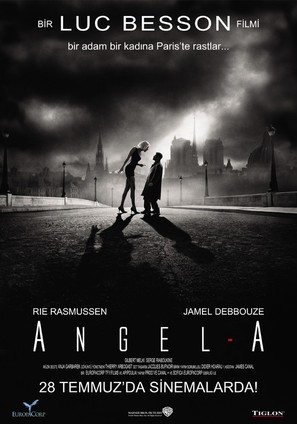 Angel-A - Turkish Movie Poster (thumbnail)