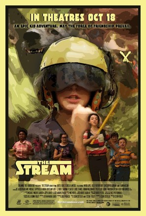 The Stream - Movie Poster (thumbnail)