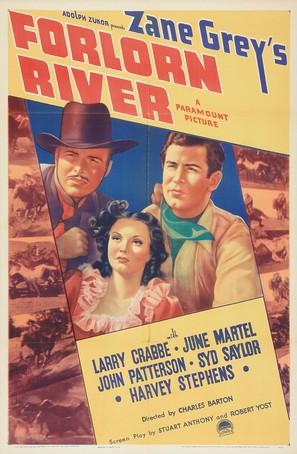 Forlorn River - Movie Poster (thumbnail)