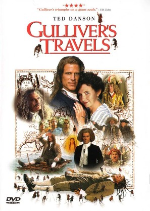 Gulliver's Travels - DVD cover (thumbnail)