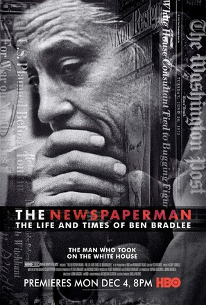 The Newspaperman: The Life and Times of Ben Bradlee - Movie Poster (thumbnail)
