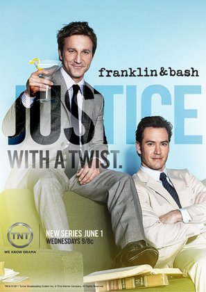 """Franklin & Bash"" - Movie Poster (thumbnail)"
