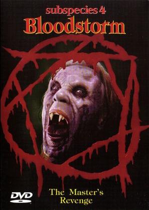 Subspecies 4: Bloodstorm - poster (thumbnail)