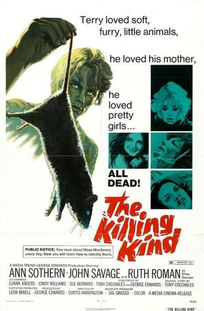 The Killing Kind - Movie Poster (thumbnail)