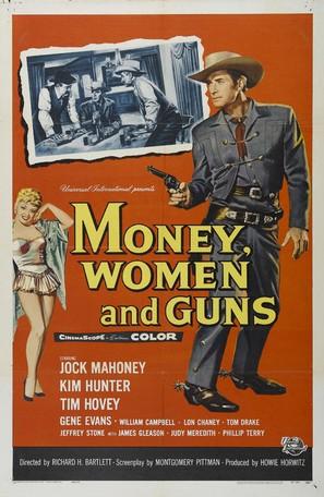 Money, Women and Guns - Movie Poster (thumbnail)