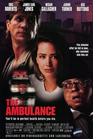 The Ambulance - Video release movie poster (thumbnail)