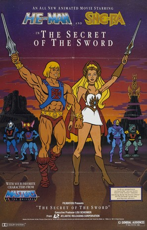 The Secret of the Sword - Movie Poster (thumbnail)