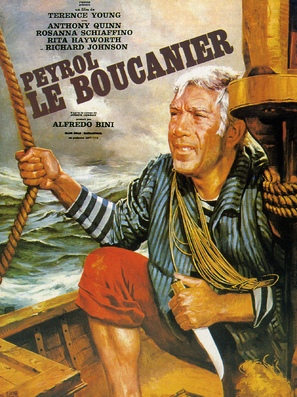 L'avventuriero - French Movie Poster (thumbnail)
