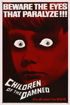 Children of the Damned - Movie Poster (thumbnail)