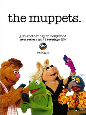 """""""The Muppets"""" - Movie Poster (thumbnail)"""